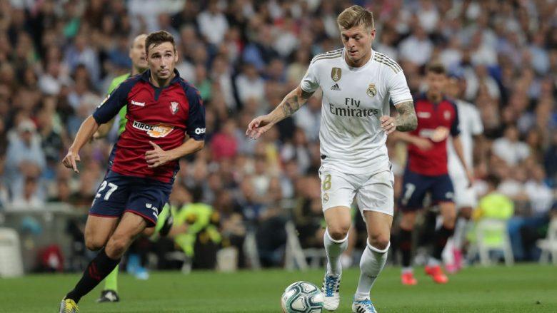 Real Madrid vs Osasuna (Foto: Gonzalo Arroyo Moreno/Getty Images/Guliver)