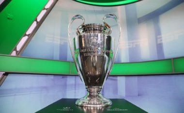 Vlera e 32 klubeve që do të luajnë në Ligën e Kampionëve është 16 miliardë euro