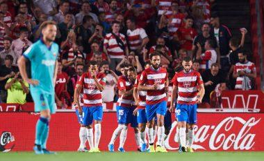 Granada nënshtron Barcën dhe është lider i La Ligas