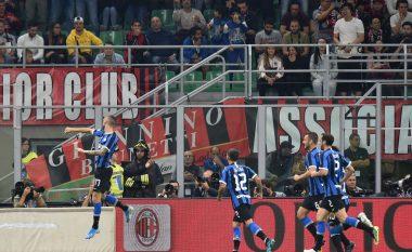Interi dominon Milanin dhe triumfon në Derby della Madonnina