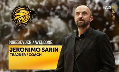 Zyrtare: Peja emëron trajner kroatin Jeronimo Sarin