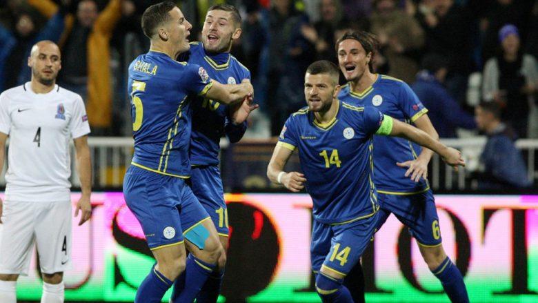 Formacioni i mundshëm i Kosovës për ndeshjen ndaj Çekisë