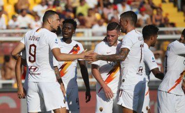 Fitore minimale e Romës ndaj Lecces