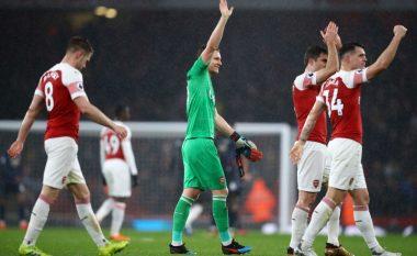 Leno: Arsenali është klub më i madh se Chelsea dhe Tottenhami