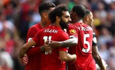 Liverpooli vazhdon si i pamposhtur në Ligën Premier, triumfon me rikthim ndaj Newcastle