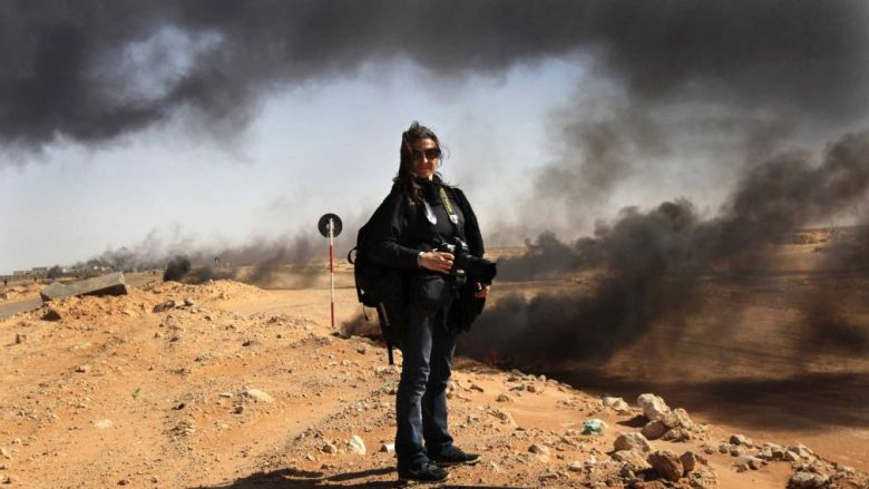 Lynsey Addario (Foto: John Moore/Getty Images)