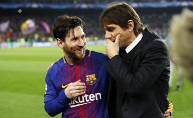 Bastoni: Conte është Messi i trajnerëve