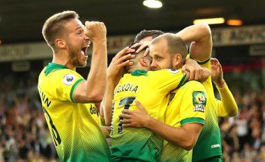 Norwichi ia shkakton humbjen e parë sezonale Cityt
