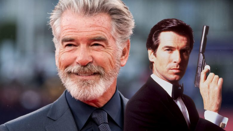Pierce Brosnan (Fotomontazh: Getty Images/Guliver)