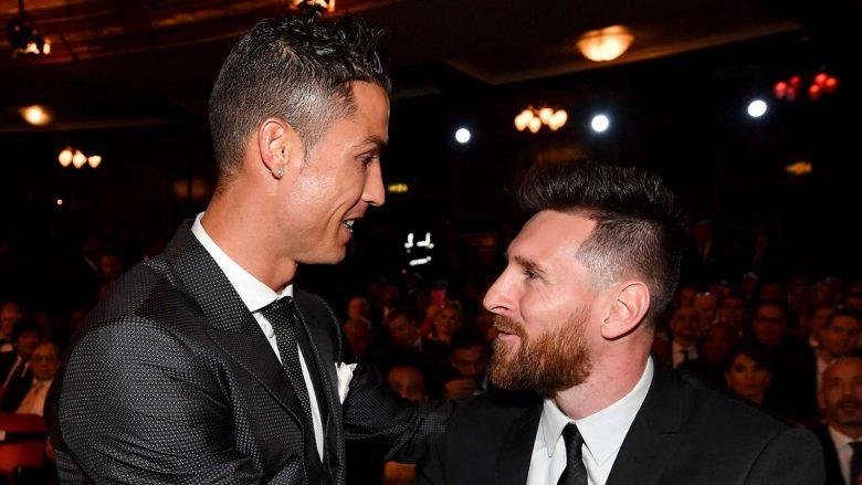 Ronaldo dhe Messi (Foto: Getty/Goal)