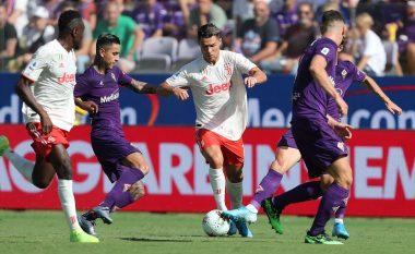 Juventusi ndalet nga Fiorentina