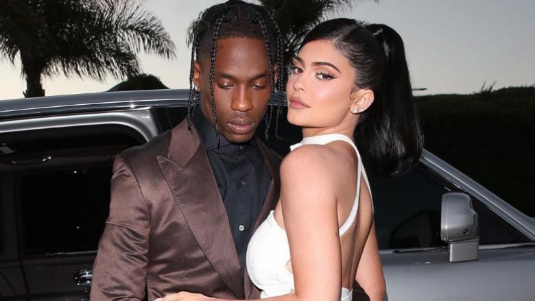 Kylie Jenner dhe Travis Scott (Foto: Instagram)