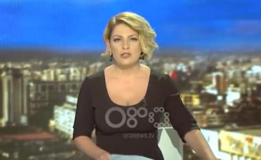Shqipëri: Momenti kur tërmeti godet gjatë transmetimit drejtpërdrejtë në televizion
