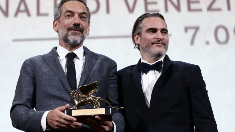 Todd Phillips dhe Joaquin Phoenix (Foto: Vittorio Zunino Celotto/Getty Images/Guliver)