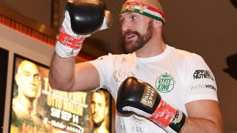 Tyson Fury (Foto: Ethan Miller/Getty Images/Guliver)