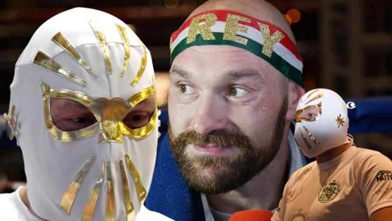 Tyson Fury (Fotomontazh: Getty Images/Guliver)