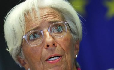 Lagarde në krye të BQE, merr mbështetjen me votim të fshehtë nga eurodeputetët