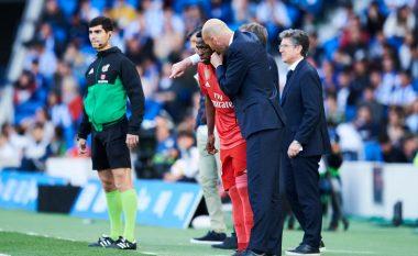Vinicius Jr: Zidane më thotë se mund të luaj gjatë te Real Madridi