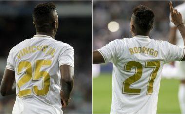 Vazquez lavdëron talentet e Realit: Rodrygo dhe Vinicius mund të bëhen lojtarë të mëdhenj