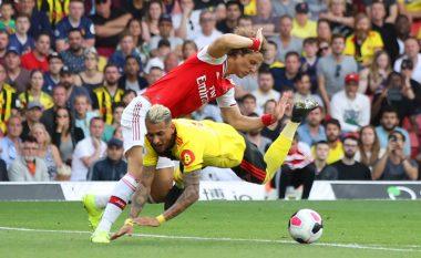 Arsenali lëshon fitoren nga dora, barazon ndaj Watfordit