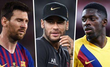 Barcelona ishte e gatshme për 'luftë'? Si e rrezikoi transferimi i dështuar i Neymarit ndarjen e zhveshtores në dy kampe