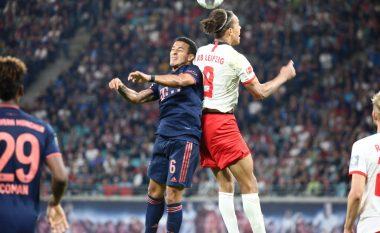 Derbi mes Bayernin dhe RB Leipzigut përfundon në paqe