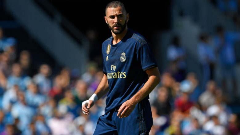 Karim Benzema (Foto: Octavio Passos/Getty Images/Guliver)