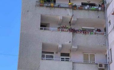Bilanci pas tërmetit: Në Tiranë 187 banesa të dëmtuara, në Durrës 56 persona në spital dhe 188 banesa të dëmtuara