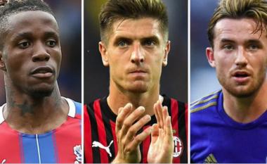 Pesë lojtarët që mund të kalojnë te Chelsea në janar nëse largohet ndalesa e transferimeve