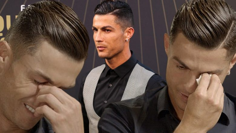 Cristiano Ronaldo (Fotomontazh: Getty Images/Guliver/Screenshot/Good Morning Britain/Twitter)