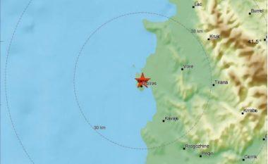 Tërmetet vazhdojnë, i fundit shkund Tiranën dhe Durrësin në ora 9 të mëngjesit