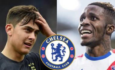 Chelsea mund të bëjë transferime në janar - Dybala dhe Zaha në listë
