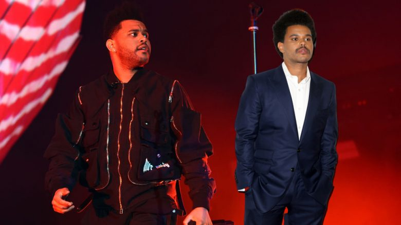 The Weeknd (Fotomontazh: Getty Images/Guliver)