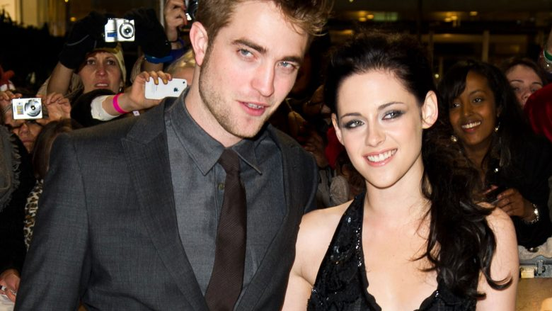 Robert Pattinson dhe Kristen Stewart (Foto: Ian Gavan/Getty Images)