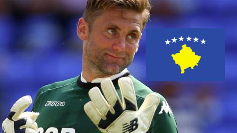 Ish-portieri i Anglisë, Green: Kosova do të jetë prova e vërtetë