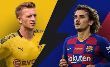 Formacionet e mundshme: Dortmund - Barcelona, Messi në dyshime