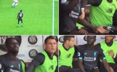Henderson reagon pas acarimit të Manes me Salahun: Nuk ka asgjë