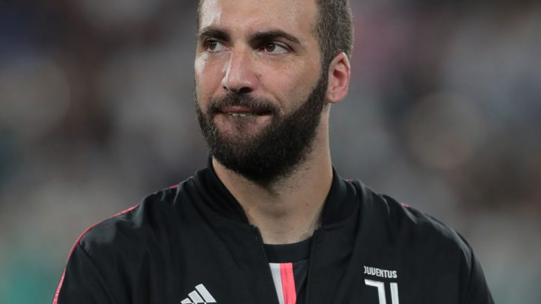 Gonzalo Higuain  (Foto: Emilio Andreoli/Getty Images /Guliver)