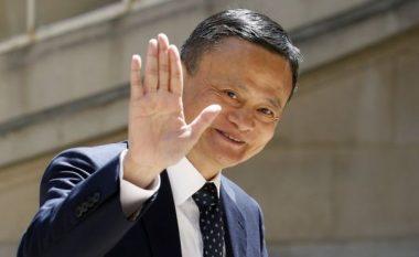 Jack Ma dorëhiqet nga pozita e shefit të Alibabas