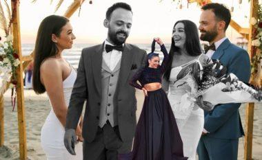 Në një ceremoni të bukur, martohen Jonida Vokshi dhe Besnik Krapi