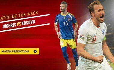 Arsyeja përse Anglia po luan ndaj Kosovës në stadiumin e Southamptonit dhe jo në Wembley