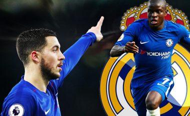 Pas Hazardit, Reali arrin marrëveshje me Chelsean edhe për Kanten