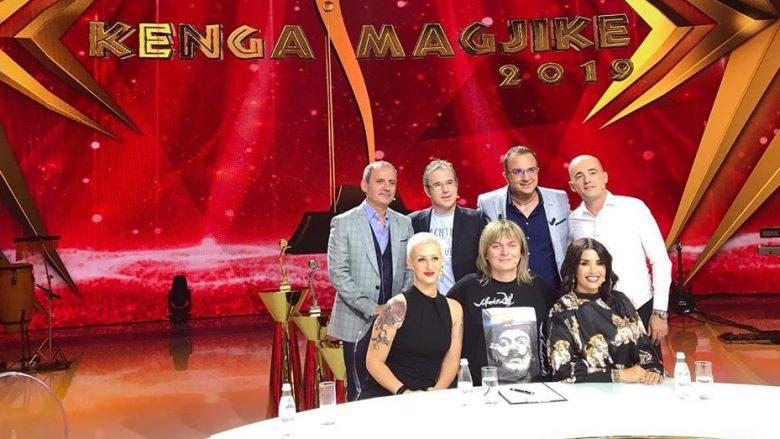 """Anëtarët e """"Kënga Magjike 2019"""" (Foto: Instagram)"""
