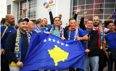 Shkrimi special i The Telegraph: Rrëfimet e katër shqiptarëve nga Kosova që ishin për të shikuar ndeshjen