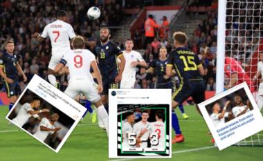 Mediat ndërkombëtare reagojnë pas ndeshjes Angli-Kosovë, vlerësohet lartë paraqitja e Dardanëve