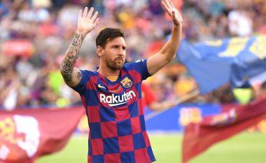 Barcelona publikon listën e lojtarëve për ndeshjen ndaj Dortmund, grumbullohet Lionel Messi