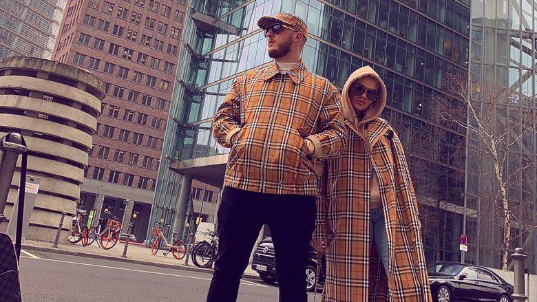 Mozzik dhe Loredana Zefi (Foto: Instagram)