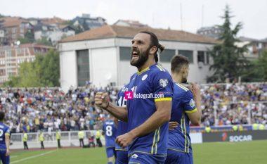 Pas shkëlqimit te Kosova dhe Fenerbahce, Muriqin e duan gjigantët evropianë