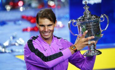 Nadal fiton për herë të katërt trofeun e US Open