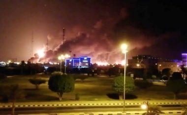 Sulm me dronë në ndërtesat për përpunimin e naftës në Arabinë Saudite